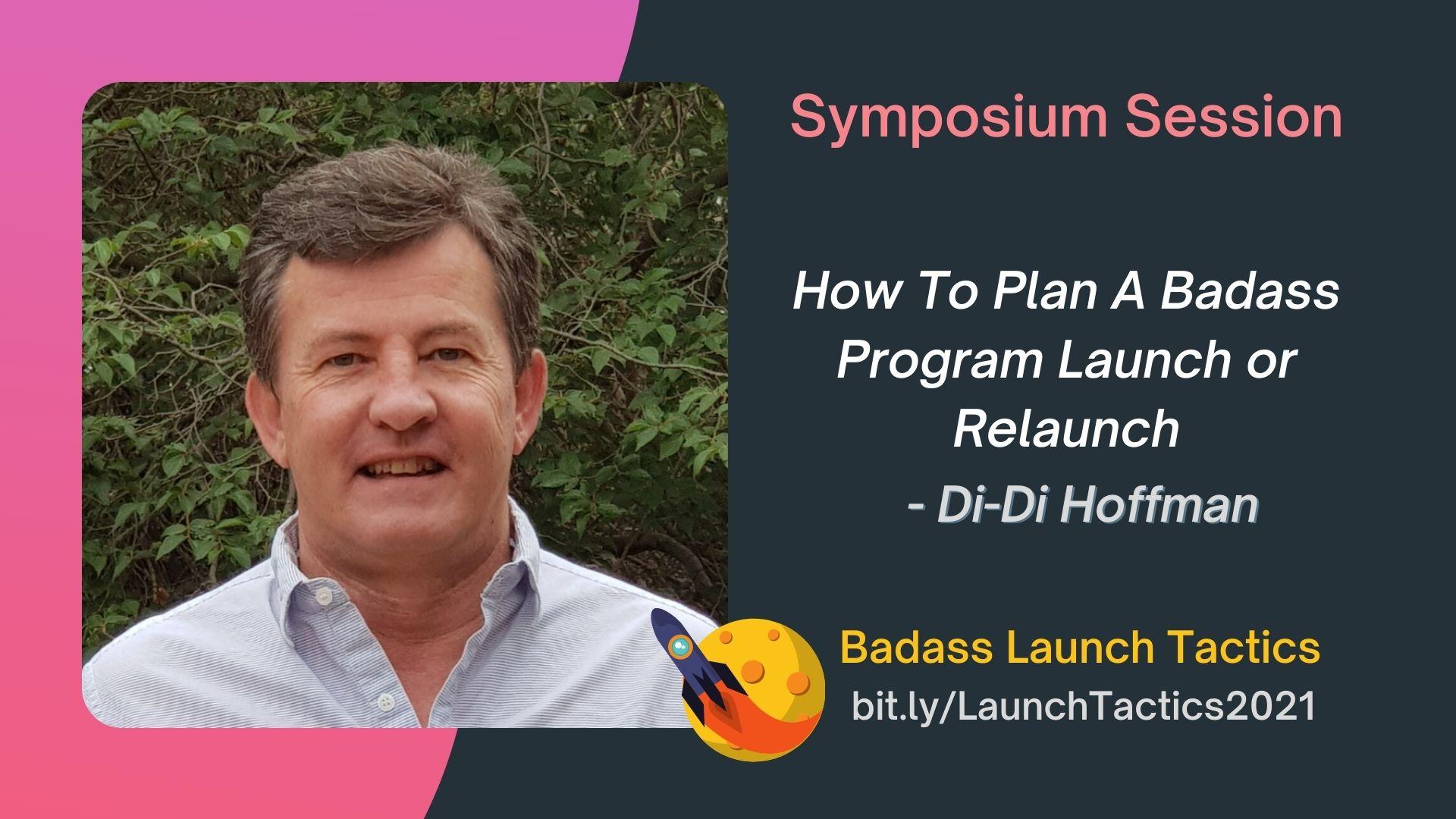 how to plan a coaching program launch