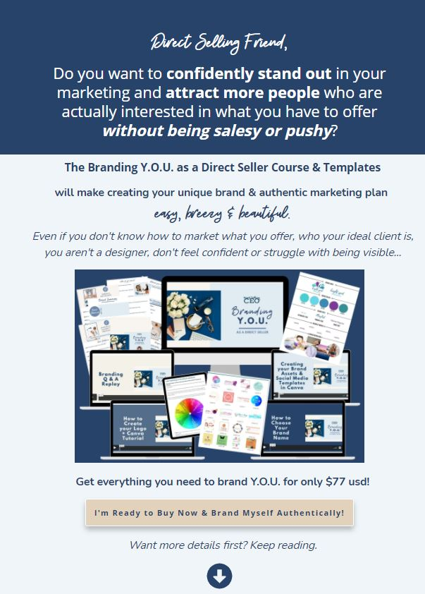 Branding YOU Course Image