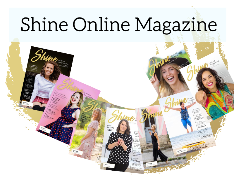 Shine Mag Covers