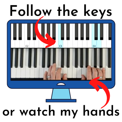 Online piano lessons Mark Deeks Piano Startup Academy