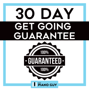 30 day get going guarantee
