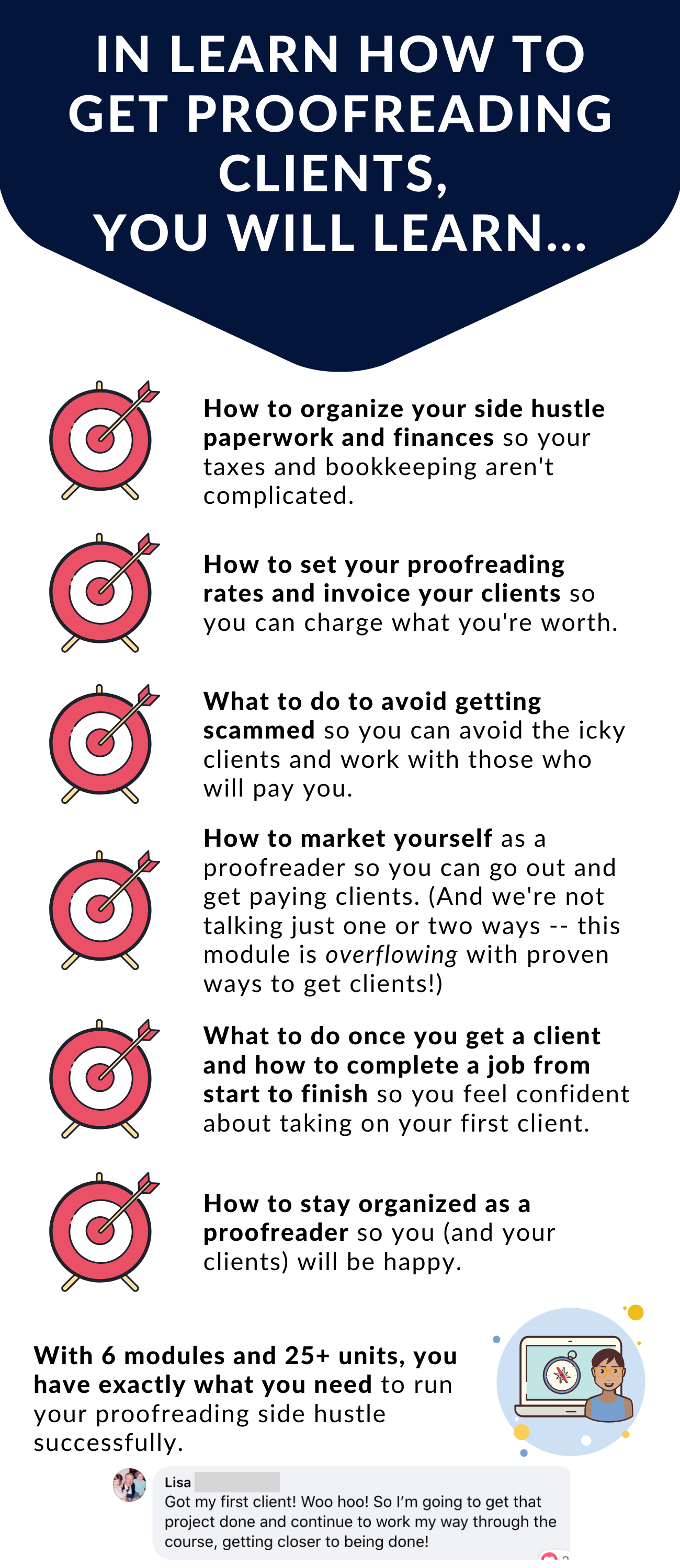 Learn How To Get Proofreading Clients 3